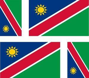 4-x-Autocollant-sticker-voiture-moto-drapeau-namibie-namibien