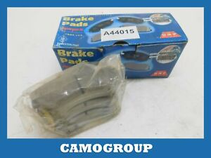 Pills Front Brake Pads Pad JPA707 4260