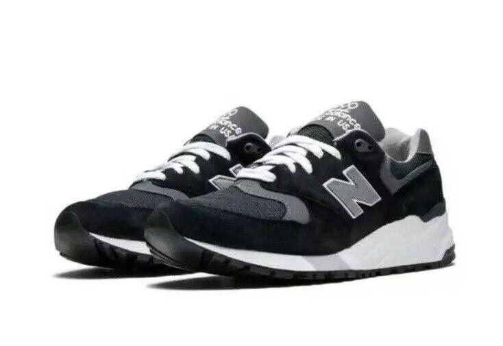 999 Gamuza Azul Marino gris New Balance Hecho en EE. UU. Zapatos Correr M999CBL