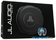 "JL AUDIO CS110TG-TW3 10"" 800W SEALED POWERWEDGE TRUCK ENCLOSED SUBWOOFER BOX NEW"