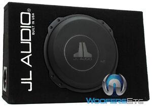 JL-AUDIO-CS110TG-TW3-10-034-800W-SEALED-POWERWEDGE-TRUCK-ENCLOSED-SUBWOOFER-BOX-NEW