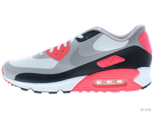 NIKE AIR MAX 90 V SP 746682-106 white/cool grey-infrared Size 12