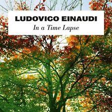 Ludovico EINAUDI-IN A TIME LAPSE CD 14 tracks Solista pianoforte NUOVO