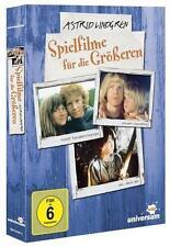 Hanna Zetterberg - Astrid Lindgren: Spielfilme für die Größeren [3 DVDs]