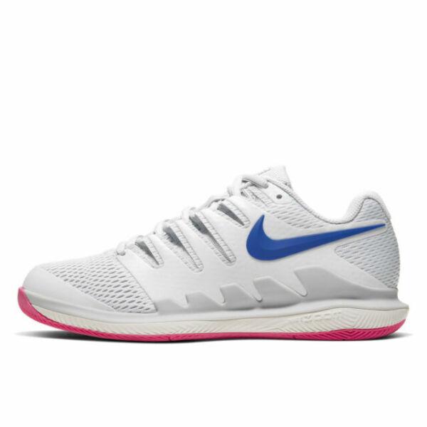 Size 10 - Nike Air Zoom Vapor X HC Pure Platinum Racer Blue for ...