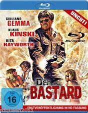 Der Bastard [Blu-ray] Rita Hayworth, Giuliano Gemma, Klaus Kinski * NEU & OVP *
