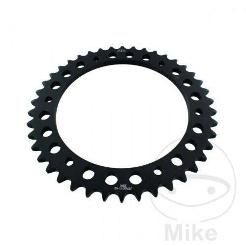 JT Rear Sprocket 42T 530P JTR2011.42ZBK Black Triumph Tiger 1050 Sport 2013