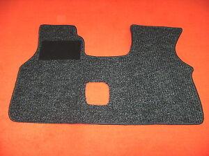 Fahrerhausteppich-Fussmatte-Robust-fuer-VW-T4-Schaltgetriebe-3-Sitzer