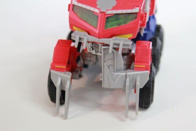 Transformers Prime Beast Hunters Optimus Prime Ultimate Class Dragon Assault