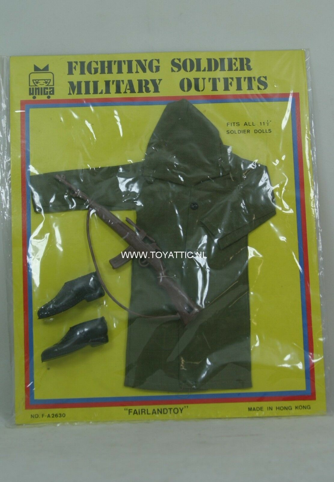 Ken clone sized fighting soldier military outfits green cape action figure