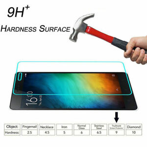 9H-Premium-Tempered-Glass-Cover-Screen-Protector-Film-For-XiaoMi-Redmi-4X-4A-MI5