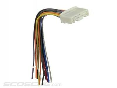 R Nn04rb Nissan Maxima 2013 Wiring Harness With Oem Radio ... on