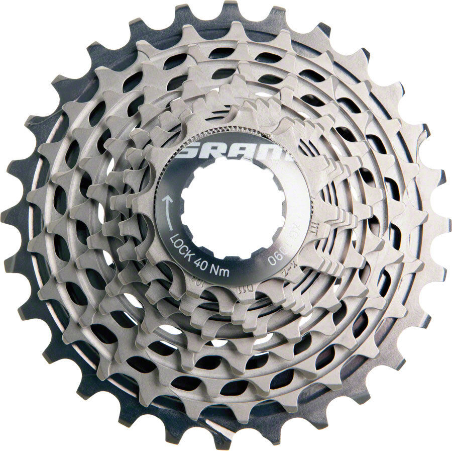New 2012 SRAM rosso XG1090 10Speed XDome 1125 Cassette