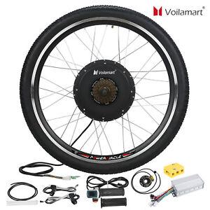 26-034-1500W-Rear-Wheel-48V-Electric-Bicycle-Bike-Motor-Conversion-Kit-Hub-Cycling