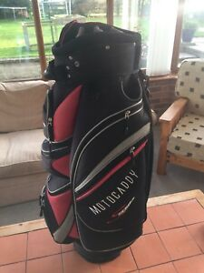 Motocaddy S Series 14 Way Tour Golf TrolleyCart Bag including rain cover - Thirsk, North Yorkshire, United Kingdom - Motocaddy S Series 14 Way Tour Golf TrolleyCart Bag including rain cover - Thirsk, North Yorkshire, United Kingdom