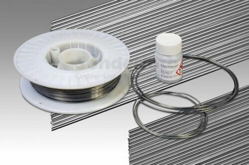 aluminiumlot 2,0 mm x 1.000 mm Aluminium origi Abm AT: 475 ° C