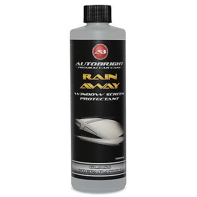 Autobright Glass Sealant Rain Repellant Windscreen Protectant 500ml.