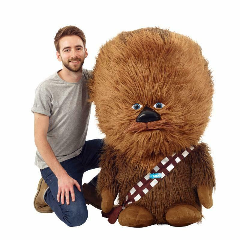 Funko Plush Star Wars Big Head 0933 Chewbacca 48  120cm