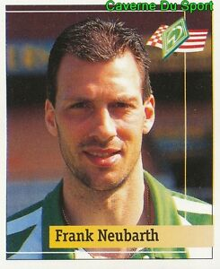 033 FRANK NEUBARTH GERMANY WERDER BREMEN STICKER FUSSBALL 1995 PANINI hYOCOskA-09104921-824322082