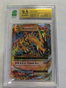 M-Charizard-Ex-13-108-MNT-9-5-PSA-10-Pokemon-XY-Evolutions-Ultra-Rare-Full
