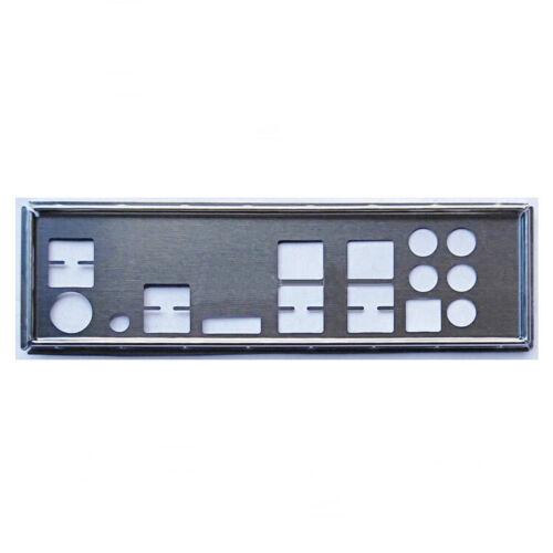 OEM I//O Shield For MSI X99X Killer /& X99M Killer Motherboard Backplate