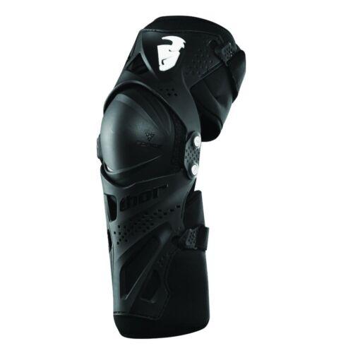 Thor Force XP Kneeguard Knieschützer Knieprotektoren schwarz für Motocross