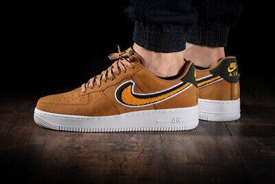Nike Air Force 1 CR7 GOLDEN PATCHWORK BNIB, Men's Fashion