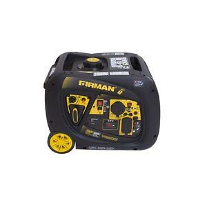 Image Is Loading Firman Equipment 3300 3000w Watts Portable Gas