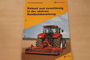 158569) Kverneland Kreiselegge Prospectus 06/2007-afficher Le Titre D'origine SuppléMent éNergie Vitale Et Nourrir Yin