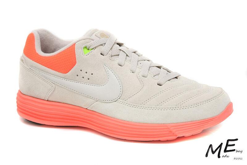 New Nike NSW Lunar Gato Indoor Soccer Chaussures Sz.7.5 Hommes - Sz.8.5 Women - 555263