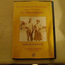 DATA DVD * IV Congresso Internacional Sobre As Festas Do Espirito Santo * CA