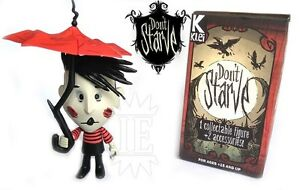 Don T Starve Wes Action Figure New Blind Box Collectible