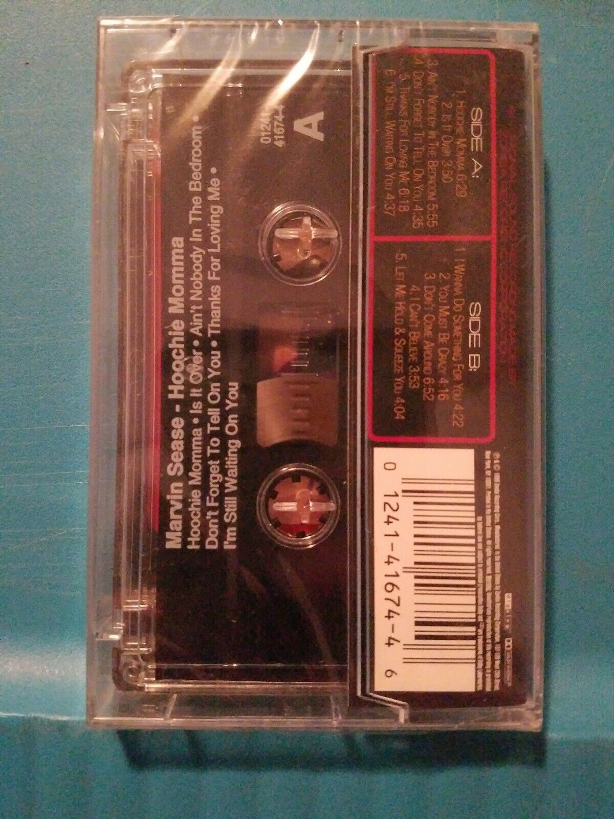 Marvin Sease Hoochie Momma New Sealed Cassette Ebay See all 13 formats and editions hide other formats and editions. ebay