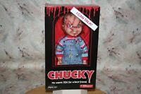 Talking Chucky Doll Figure Bride Of Chucky Mega Scale 15 Tall Mezco 2015