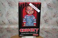 Talking Chucky Doll Figure Bride Of Chucky Mega Scale 15 Tall Mezco 2015