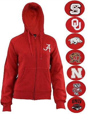 Team Variation Outerstuff NCAA Mens FZ Team Logo Hoodie
