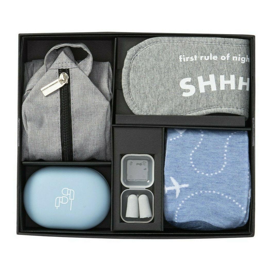 New York Bespoke Tailored Menswear Travel Box Set