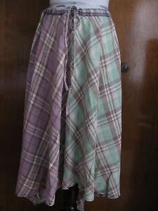 Denim-amp-Supply-Ralph-Lauren-women-s-multi-color-cotton-skirt-size-Large-NWT