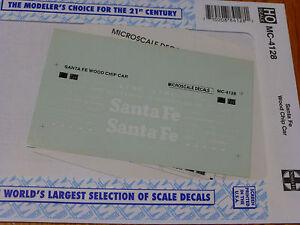 1985Ebay Microscale Wood 4128 Santa Decal Car Homc Fe Chip Dates kNnw0OPX8