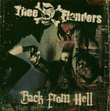 THEE FLANDERS  Back from hell  CD