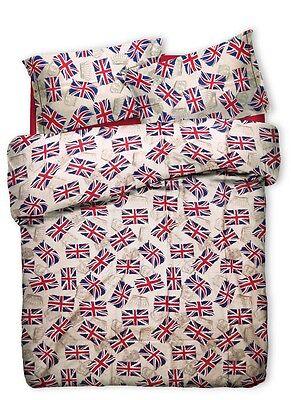 Copripiumino Singolo Bandiera Inglese.Copripiumino 1 Una Piazza Singolo Bandiera Inglese Inghilterra