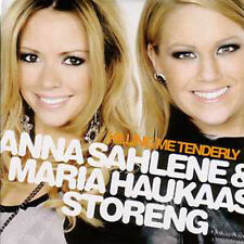 CD Single EUROVISION 2009 Suede Preselection : Anna Sahlene & Maria Haukaas Stor