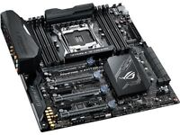 Asus Rog Rampage V Edition 10 Lga 2011-v3 Intel X99 Sata 6gb/s Usb 3.1 Usb 3.0 E on sale