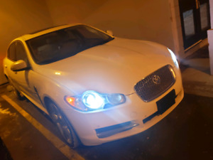 JAGUAR XF SUPERCHARGE 2009 FOR SALE ASAP