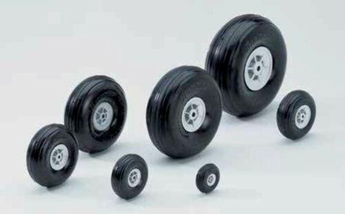 AIR-Ultra-Leichträder Ø30mm 2 Stück Reifen Rad 30 mm