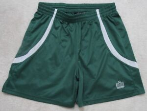aeed80f91 Admiral Soccer Shorts Green White Men s Polyester Man XL Extra Large ...
