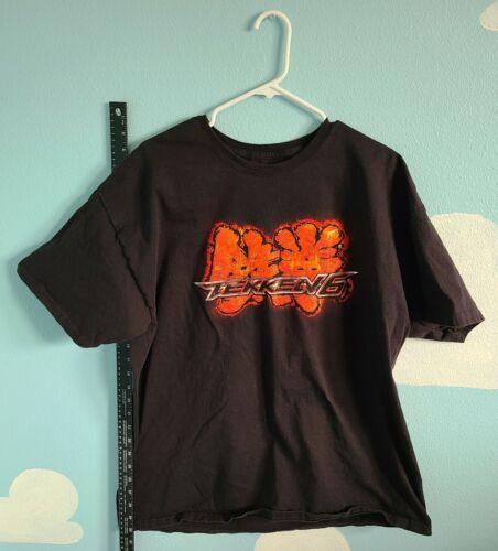 Original 2009 Authentic Tekken 6 Promo XL Shirt -