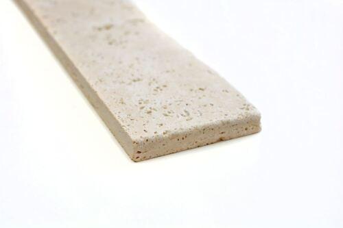 Sockel Naturstein Bordüre Wand Boden  Chiaro Antique TravertineSock-46470
