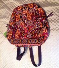 Vera Bradley Safari Sunset Bookbag Retails $92. New with Tags