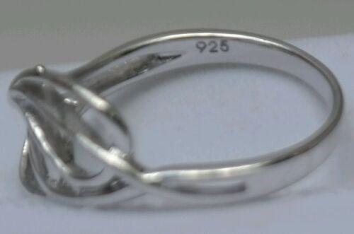 Lovely Leaves Sterling Silver 925 Ring